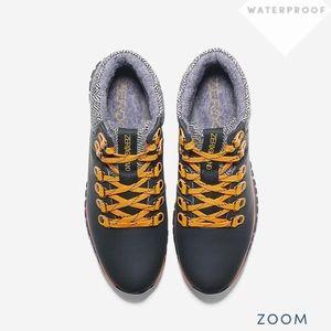 ISO Cole Haan ZEROGRAND Hiker Boots Black Sz 8